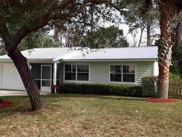 137 Segovia Rd, St Augustine, FL 32086 (MLS #193149) :: Noah Bailey Group