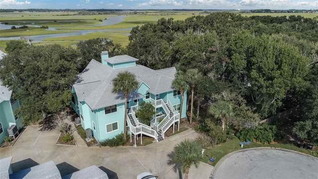 29 Fountain Of Youth Blvd + Garage B, St Augustine, FL 32080 (MLS #193165) :: Memory Hopkins Real Estate