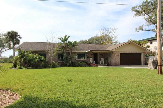 241 Coquina Ave, St Augustine, FL 32080 (MLS #193167) :: The DJ & Lindsey Team