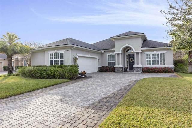 505 Caliente Place, St Augustine, FL 32086 (MLS #193185) :: Memory Hopkins Real Estate