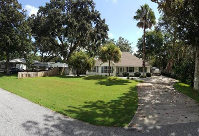 159 Nautilus Rd, St Augustine, FL 32086 (MLS #193205) :: Noah Bailey Group
