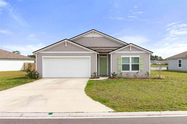 253 Green Palm Court, St Augustine, FL 32086 (MLS #193209) :: Noah Bailey Group