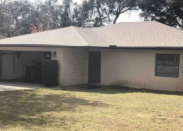 418 Gentian Road, St Augustine, FL 32086 (MLS #193220) :: Noah Bailey Group