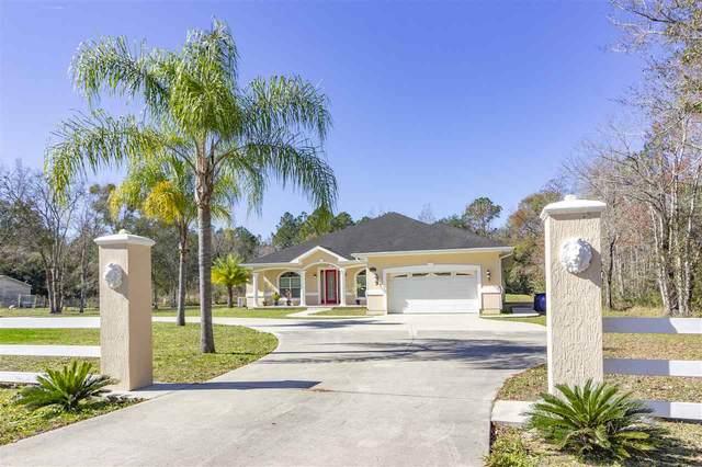 9755 Kirchherr  Ave, Hastings, FL 32145 (MLS #193223) :: Memory Hopkins Real Estate