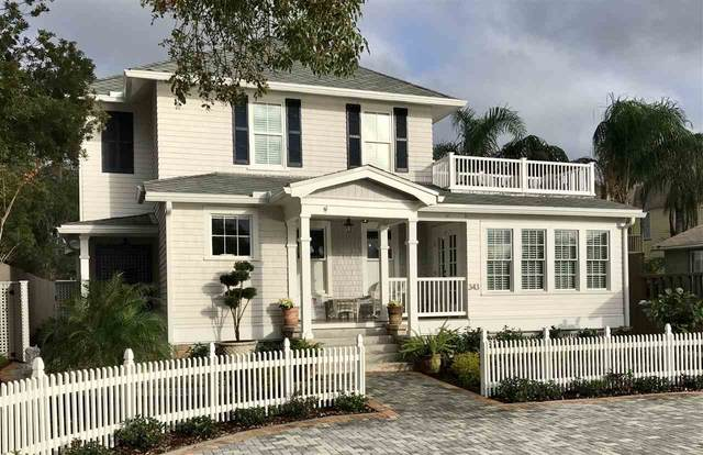 343 Saint George St/& 344 Charlotte, St Augustine, FL 32084 (MLS #193231) :: Noah Bailey Group