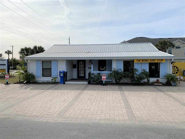 101 F Street, St Augustine Beach, FL 32080 (MLS #193247) :: Noah Bailey Group