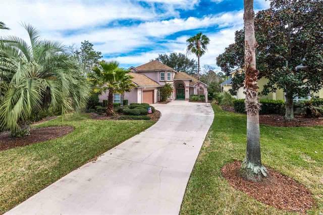 826 Summer Bay Dr, St Augustine, FL 32080 (MLS #193266) :: Memory Hopkins Real Estate