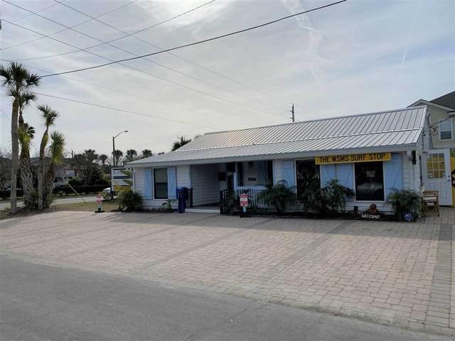 101 F Street, St Augustine Beach, FL 32080 (MLS #193270) :: Noah Bailey Group