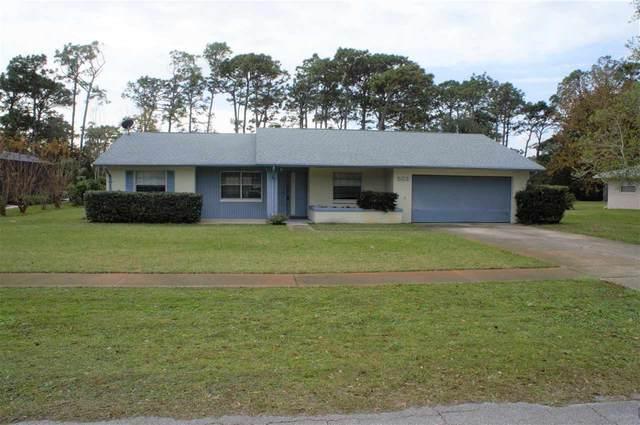 503 Sevilla Dr, St Augustine, FL 32086 (MLS #193276) :: Memory Hopkins Real Estate