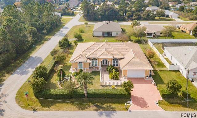 1 Buttermill Drive, Palm Coast, FL 32137 (MLS #193278) :: Memory Hopkins Real Estate