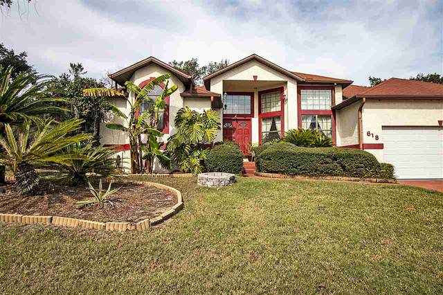618 E Bianca Circle, St Augustine, FL 32086 (MLS #193279) :: The DJ & Lindsey Team