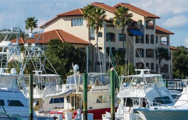 3106 Harbor Drive #106, St Augustine, FL 32084 (MLS #193313) :: 97Park