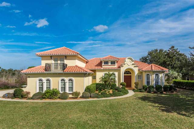266 Fiddlers Point Dr, St Augustine, FL 32080 (MLS #193332) :: Memory Hopkins Real Estate