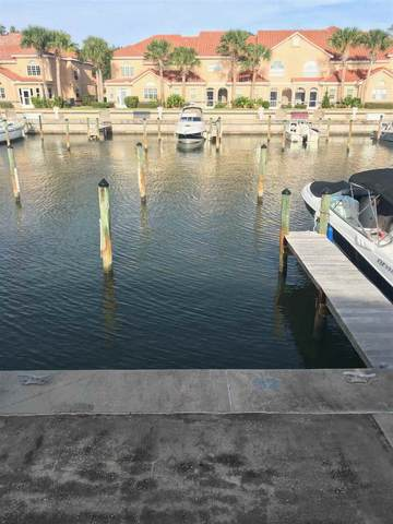 62B Marina Cove, Palm Coast, FL 32137 (MLS #193351) :: The DJ & Lindsey Team