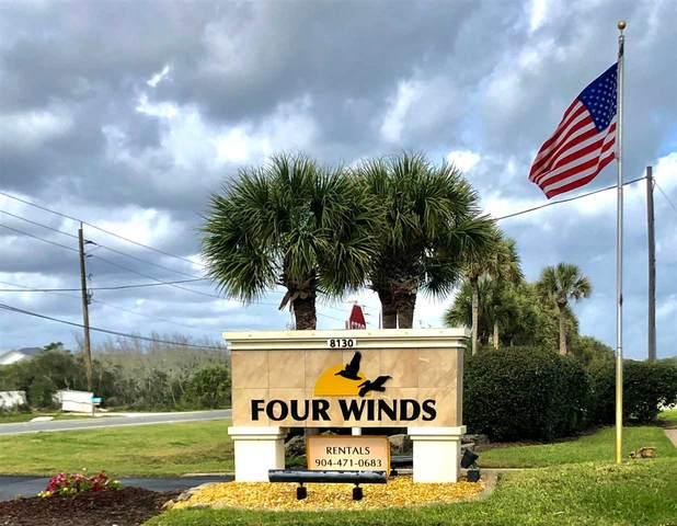 8130 A1a S J18 J-18, St Augustine, FL 32080 (MLS #193354) :: Keller Williams Realty Atlantic Partners St. Augustine