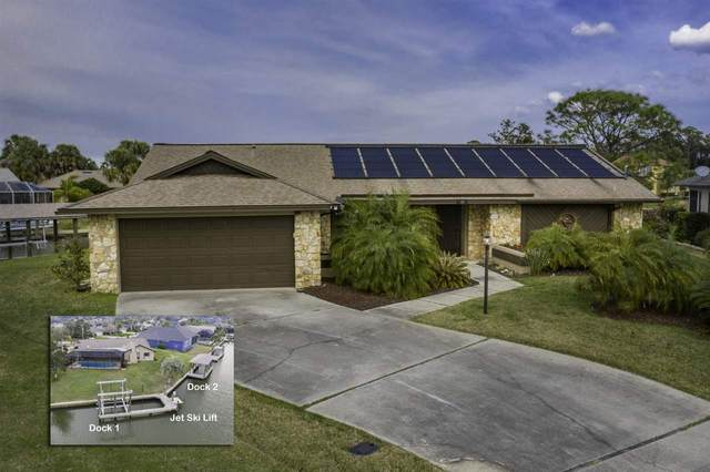 11 Carlos Ct, Palm Coast, FL 32137 (MLS #193359) :: Memory Hopkins Real Estate