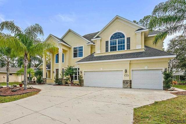15 Burning Place, Palm Coast, FL 32137 (MLS #193365) :: Memory Hopkins Real Estate
