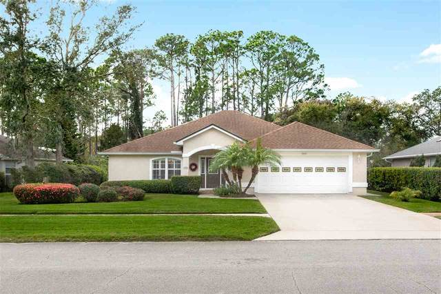 595 W Bianca Cir, St Augustine, FL 32086 (MLS #193366) :: The DJ & Lindsey Team