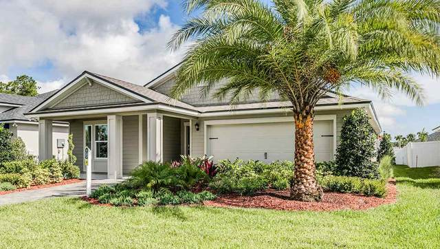 45 Ferris Drive, St Augustine, FL 32084 (MLS #193383) :: Memory Hopkins Real Estate
