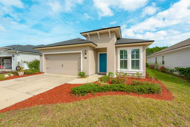 256 Balearics Drive, St Augustine, FL 32086 (MLS #193386) :: Memory Hopkins Real Estate