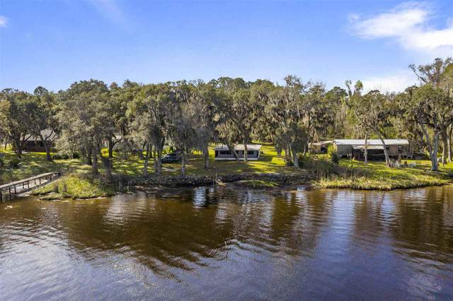402 Cedar Creek Road, Palatka, FL 32177 (MLS #193391) :: The DJ & Lindsey Team