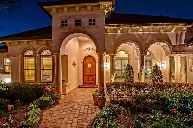 3317 E Heritage Cove Drive, St Augustine, FL 32092 (MLS #193392) :: Memory Hopkins Real Estate