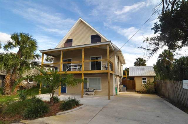 2732 Loja St, St Augustine, FL 32084 (MLS #193393) :: Memory Hopkins Real Estate