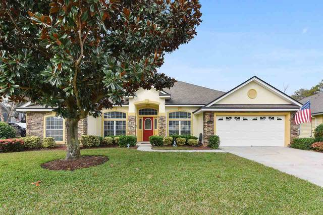 12322 Gately Ridge Ct, Jacksonville, FL 32225 (MLS #193395) :: The DJ & Lindsey Team