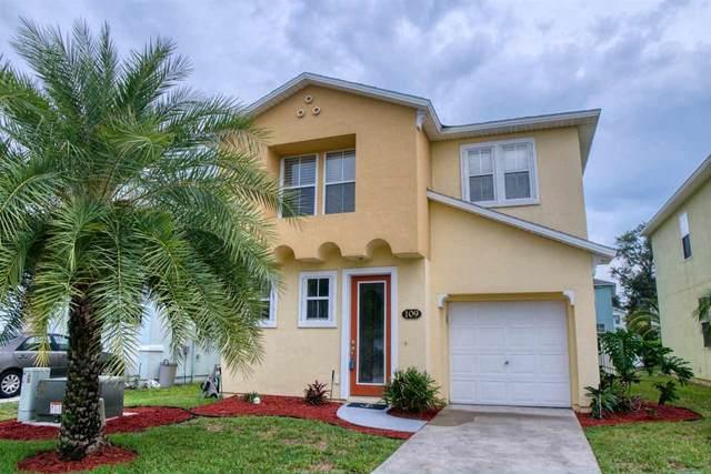 109 Serenity Bay, St Augustine Beach, FL 32080 (MLS #193402) :: Noah Bailey Group