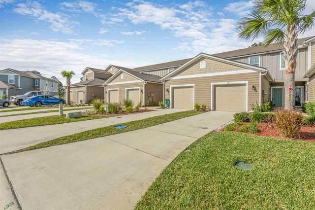 123 Whitland Way, St Augustine, FL 32086 (MLS #193403) :: Memory Hopkins Real Estate