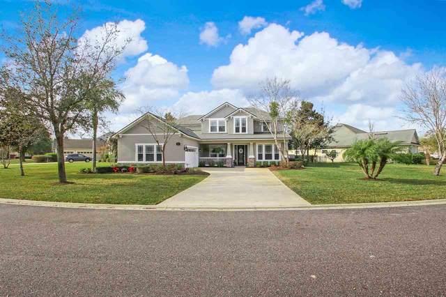 3115 Trout Creek Ct, St Augustine, FL 32092 (MLS #193411) :: Noah Bailey Group