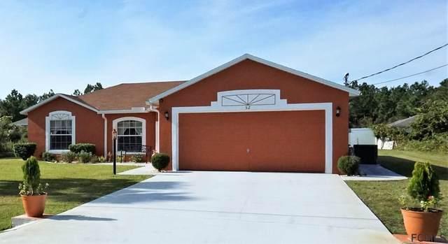 52 Frenora Lane, Palm Coast, FL 32137 (MLS #193415) :: Bridge City Real Estate Co.