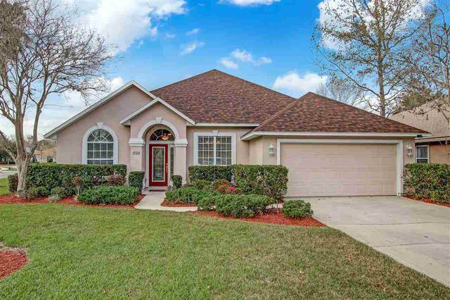 1228 Paradise Pond Road, St Augustine, FL 32092 (MLS #193420) :: Noah Bailey Group