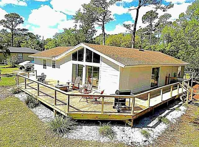 111 Loyola Road, St Augustine, FL 32086 (MLS #193439) :: Memory Hopkins Real Estate