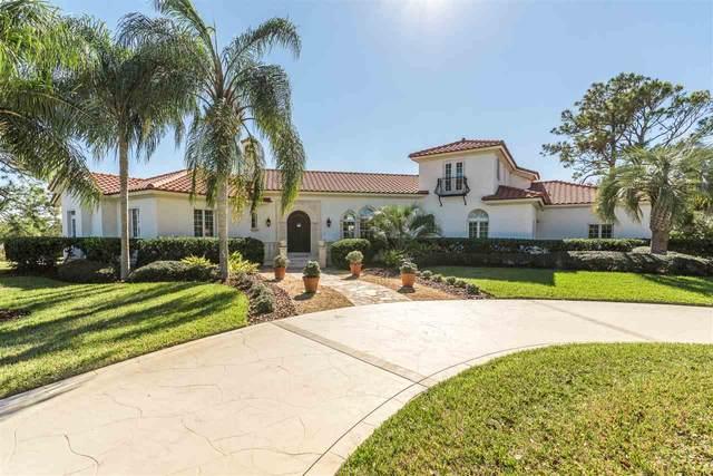188 Herons Nest Lane, St Augustine, FL 32080 (MLS #193453) :: Memory Hopkins Real Estate