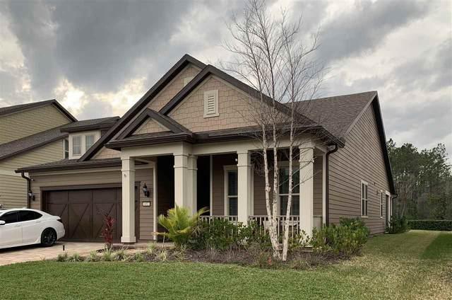 653 Broomsedge Cir, St Augustine, FL 32095 (MLS #193457) :: Memory Hopkins Real Estate