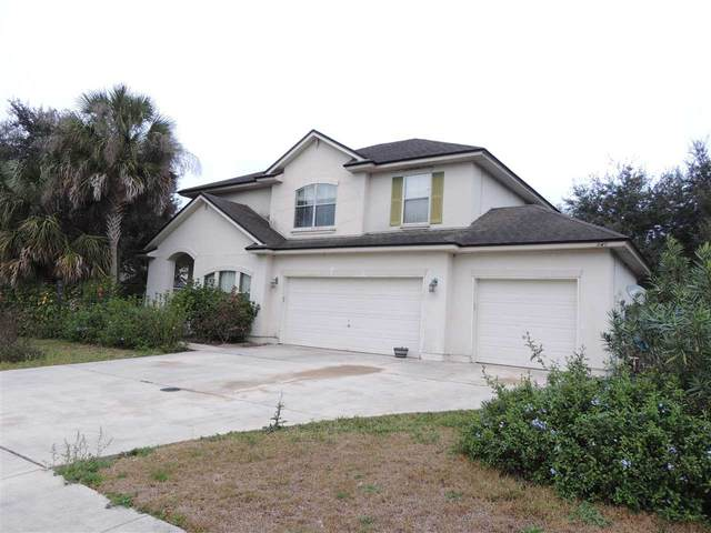 345 Summercove, St Augustine, FL 32086 (MLS #193460) :: The DJ & Lindsey Team
