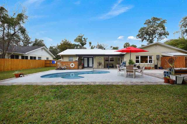 39 Park Avenue, St Augustine, FL 32084 (MLS #193463) :: Memory Hopkins Real Estate