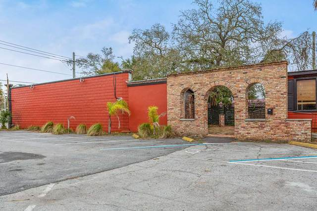 172 San Marco Ave, St Augustine, FL 32084 (MLS #193493) :: The DJ & Lindsey Team