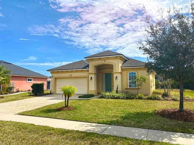 413 Escalante Ct, St Augustine, FL 32086 (MLS #193515) :: Memory Hopkins Real Estate