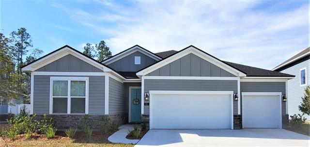 311 Silve Sage Ln, St Augustine, FL 32095 (MLS #193525) :: Memory Hopkins Real Estate