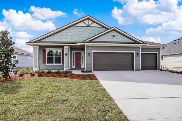 21 Daniel Creek Ct #15, St Augustine, FL 32095 (MLS #193543) :: Memory Hopkins Real Estate