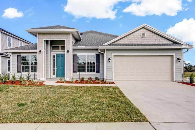 1661 Sandy Creek Pkwy #38, St Augustine, FL 32095 (MLS #193545) :: Memory Hopkins Real Estate
