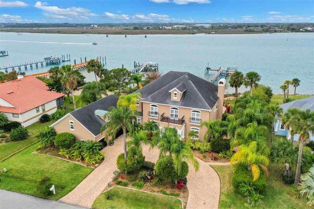 150 Pelican Reef Drive, St Augustine, FL 32080 (MLS #193556) :: The Newcomer Group