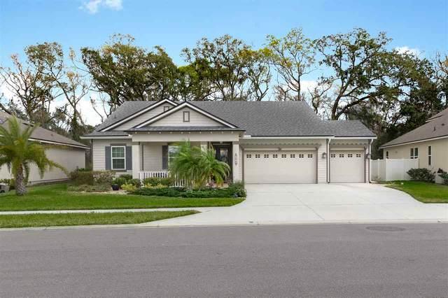 750 Montiano Circle, St Augustine, FL 32084 (MLS #193557) :: 97Park