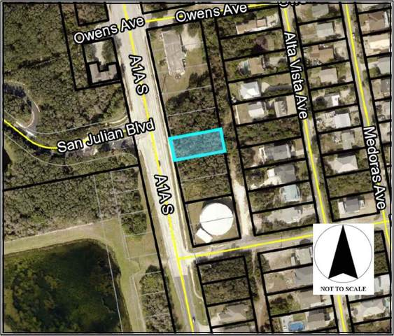 4954 A1a South, St Augustine, FL 32080 (MLS #193558) :: Memory Hopkins Real Estate