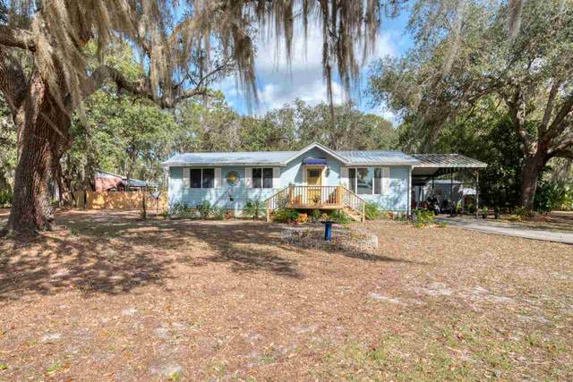 220 Saratoga Dr, Satsuma, FL 32189 (MLS #193561) :: The DJ & Lindsey Team
