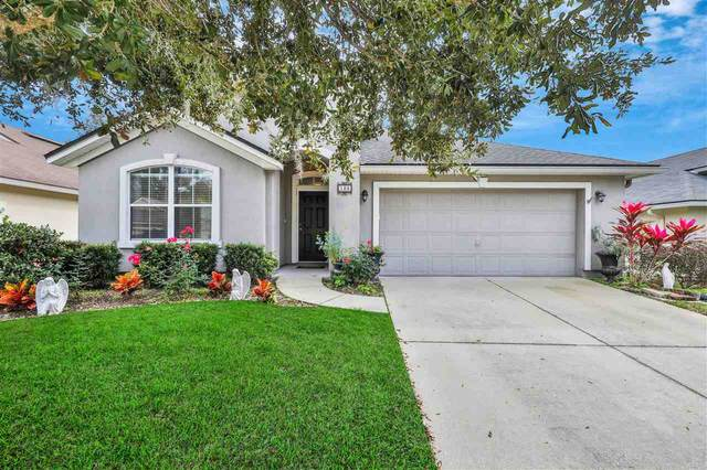125 Kings Trace Drive, St Augustine, FL 32086 (MLS #193563) :: The DJ & Lindsey Team