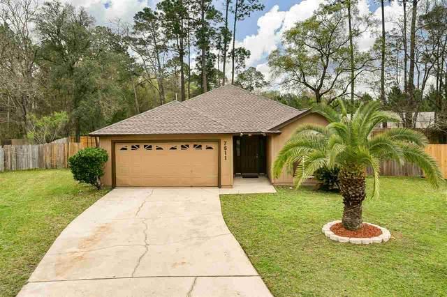 7511 W Ginger Tea Trail, Jacksonville, FL 32244 (MLS #193573) :: Memory Hopkins Real Estate