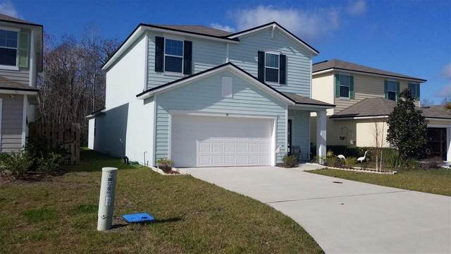 74 Ashby Landing Way, St Augustine, FL 32086 (MLS #193590) :: Noah Bailey Group